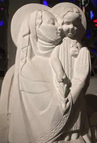 Vierge de Sainte Jeanne d'Arc, Rennes